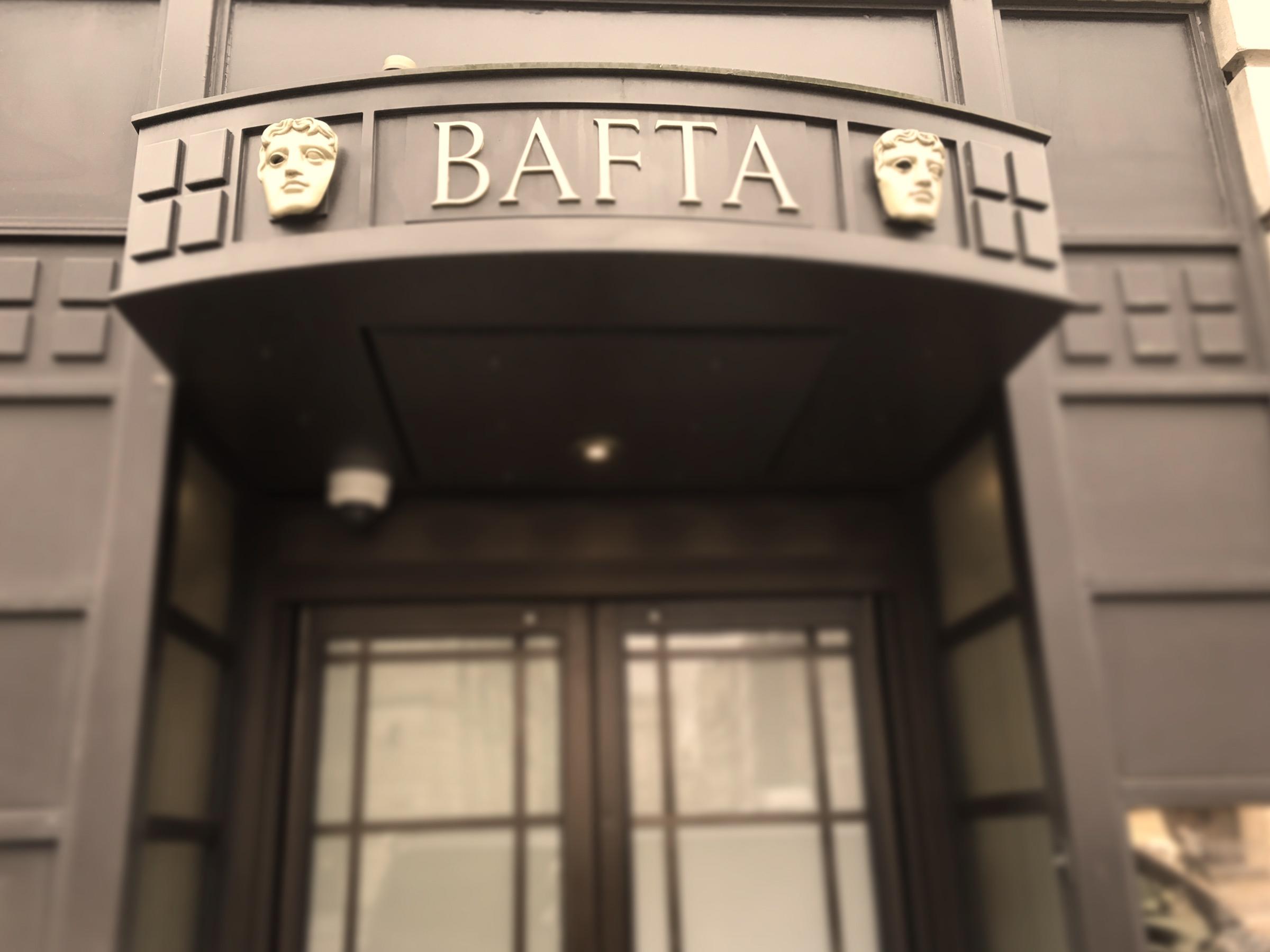 Philip Bloom @ BAFTA